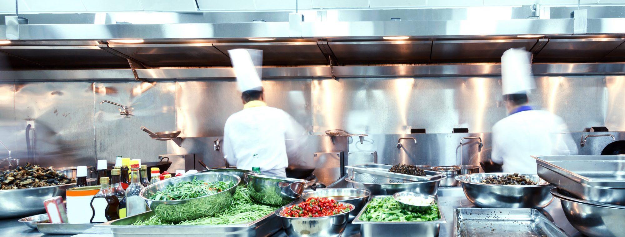 Cuisine Professionnelle Equipee Prix Cles En Main Seine Maritime